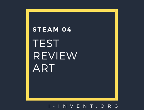 STEAM 04 | Test and review with art | Art
